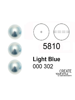 Swarovski Perla LIGHT BLUE - 5810