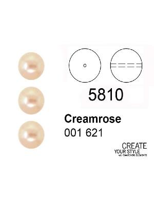 Swarovski Perla CREAMROSE - 5810