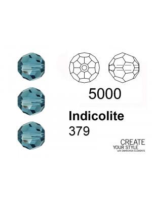 Swarovski Tondo Sfaccettato INDICOLITE - 5000