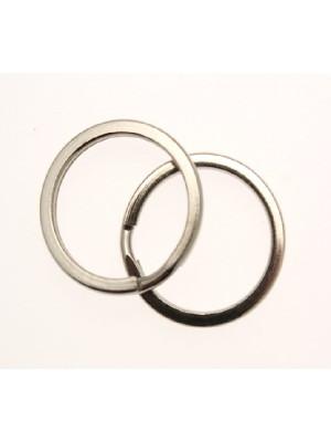 Anello brisé per portachiavi 25 mm.