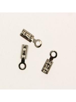 Confezione da 10 pezzi Finalino fermafilo 3,5 mm.