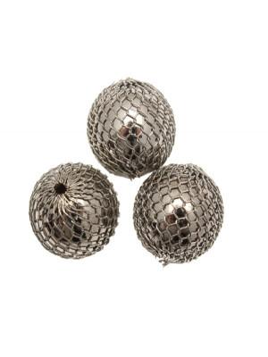 Distanziatore a palla a rete, 17 mm.