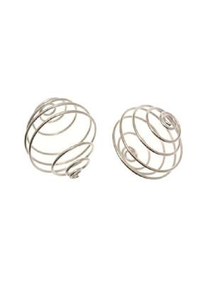 Distanziatore a spirale per perle da 18-20 mm.