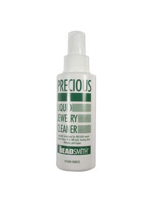 Spray pulisci bigiotteria