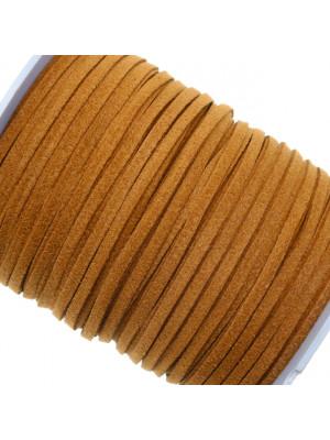 Alcantara, spessore 1,4x3 mm, colore Topazio