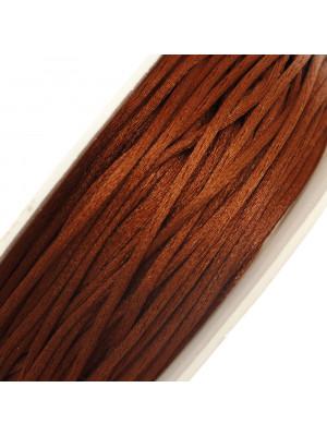 Coda di Topo, spessore 1 mm., colore Marrone Medio