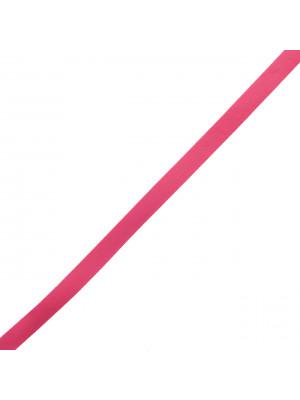 Cordoncino piatto in eco pelle, largo 5 mm., colore Fucsia
