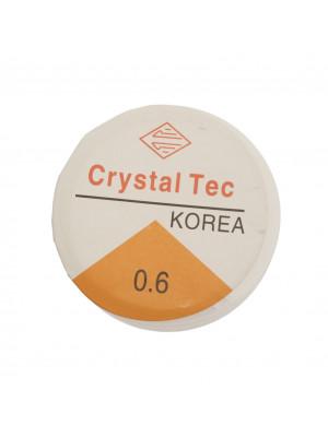 Bobina elastico spessore 0.6 mm.