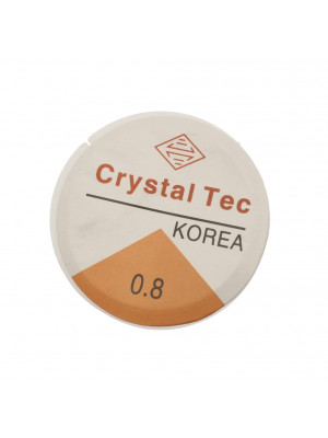 Bobina elastico spessore 0.8 mm.