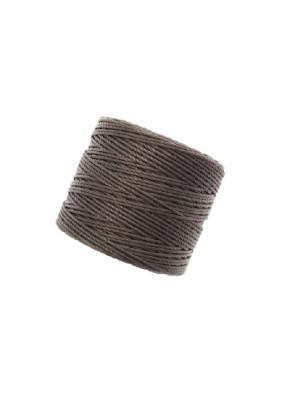 Super-Lon Bead Cord, spessore 0,6 mm., colore GRIGIO TOPO