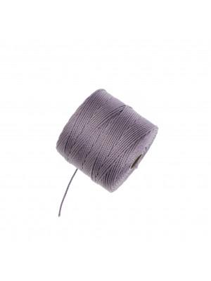 Super-Lon Bead Cord, spessore 0,6 mm., colore LAVANDA