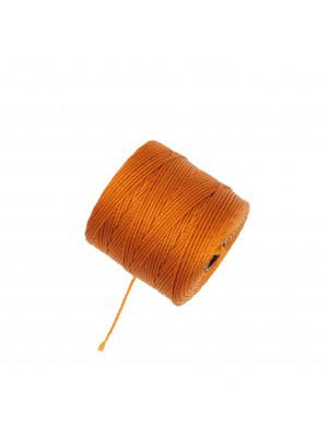 Super-Lon Bead Cord, spessore 0,6 mm., colore RUGGINE