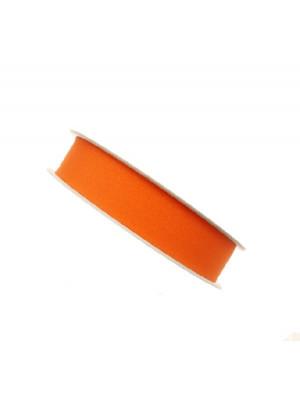 Nastro in lycra piatto, alto 20 mm., colore Arancione Fluo