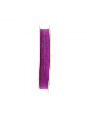 Organza, alta 10 mm., colore Glicine