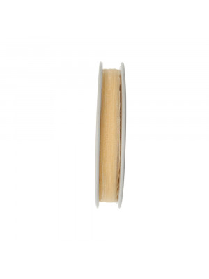 Organza, alta 10 mm., colore Beige
