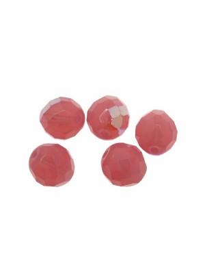 Mezzo cristallo colore Rosa opale AB