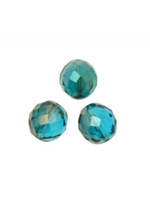 Mezzo cristallo colore Indicolite chiaro sfumato e bronzato