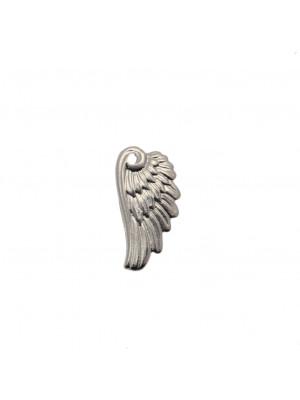 Ciondolo a forma di ali (lato destro) in Argento 925