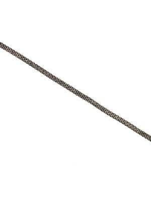 Catena tubolare, spessore 3 mm.