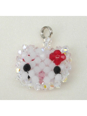 Kit Swarovski, Viso piatto Hello Kitty