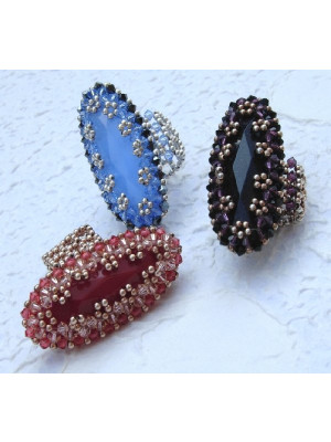 Kit Anello Red Passion - Fantasy bijoux n°5
