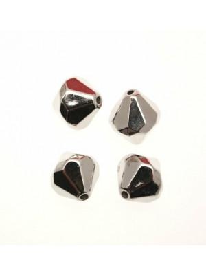 Distanziatore a rondella a forma di bicono liscio 16 mm. in resina