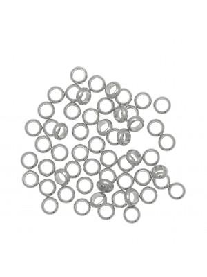 Distanziatore rondella bombata, 5x2 mm., in Acciaio