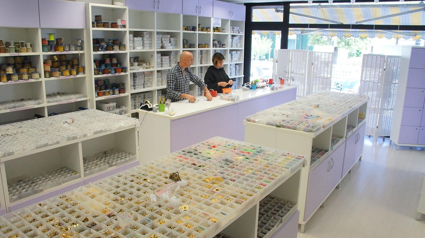 negozio bijoux Cesenatico